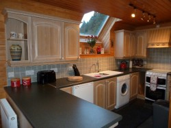 Deer Valley Lodge Kitchen