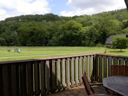 Deer valley Lodge Balcony View